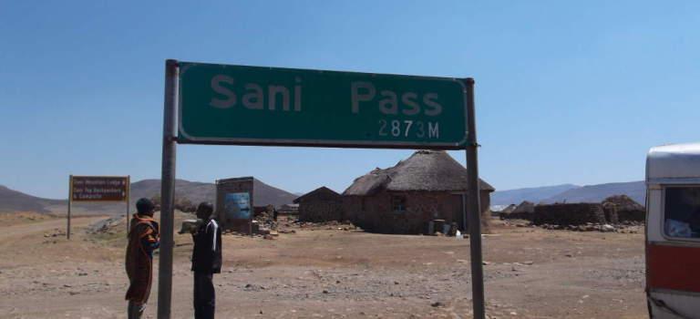 Der Sani Pass in Lesotho oder die drittsteilste Straße der Welt