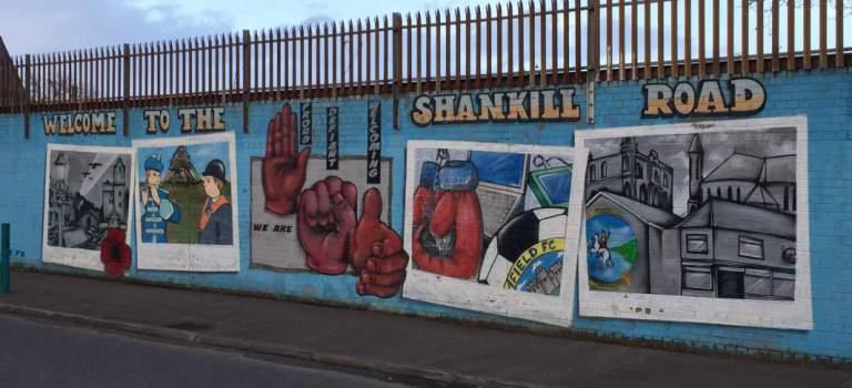 Citytrip: By Train to Belfast