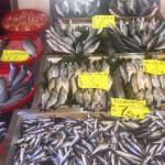 Fischstand in Bartin