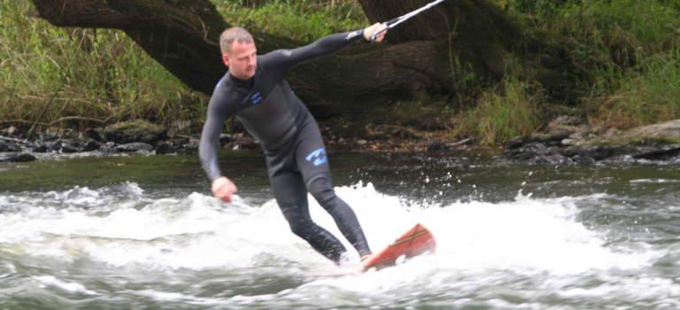 Hotspots Ruhrgebiet: # 1 Riversurfen