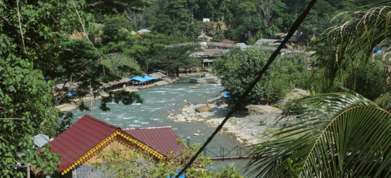 Backpackers Heaven Bukit Lawang – Zu Besuch bei den Orang Utans auf Sumatra, Indonesien