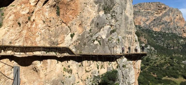 El Caminito del Rey – die Wiedereröffnung von Andalusiens legendären Königspfad
